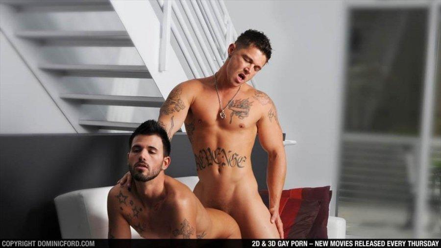 DominicFord - Sebastian Young and Cody Robbinson