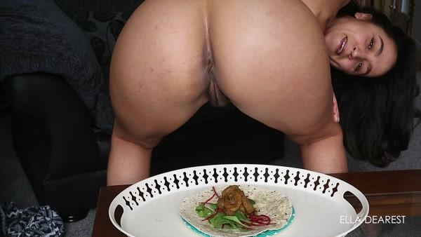 Ella Dearest (aka Elladearest) - Special Lunch for My Lover [Scatshop.com / FullHD 1080p]