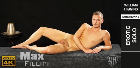 WilliamHiggins - Max Fillipi - EROTIC SOLO