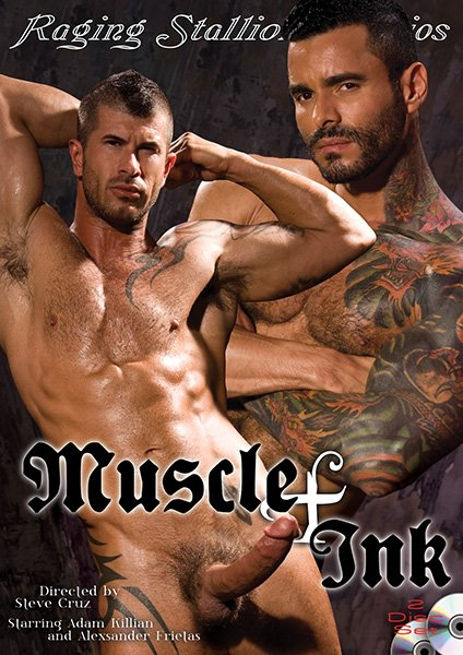 Raging Stallion - Muscle & Ink