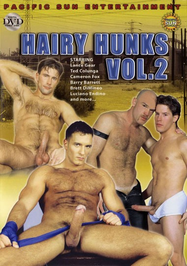 Pacific Sun - Hairy Hunks 2