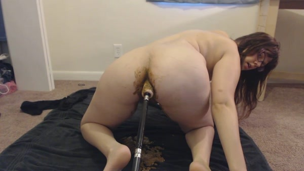 Lindzypoopgirl - Pov Doggystyle - Fucked up Shit Filled Asshole [Scatshop.com / HD 720p]