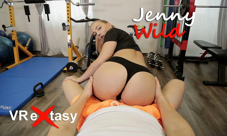 Passionate Sex after Hard Training, Jenny Wild, Jun 22, 2020, 3d vr porno, HQ 3000