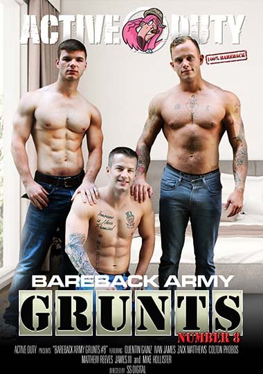 ActiveDuty - Bareback Army Grunts vol.8