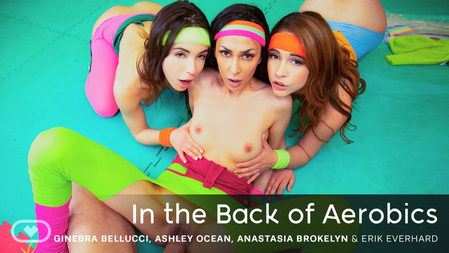 In The Back Of Aerobics, Ginebra Bellucci, Anastasia Brokelyn, Ashley Ocean, Aug 03, 2020, 3d vr porno, HQ 2700