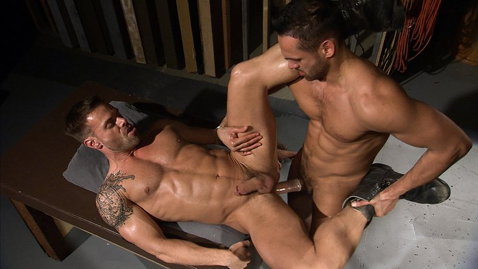 TitanMen - Speechless - Marco Wilson & Scotch Inkom