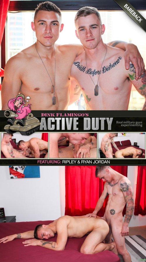ActiveDuty - Ryan Jordan & Ripley Grey 720p