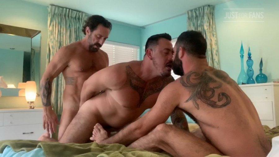 Justboys - Jake Nicola, Vince Parker & David Krave