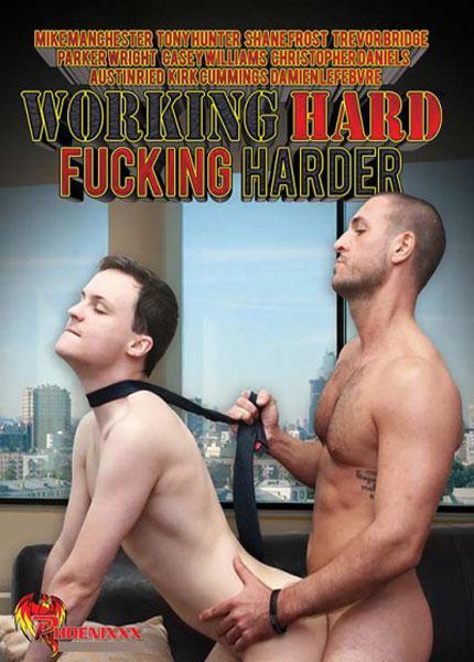 Phoenixxx - Working Hard Fucking Harder