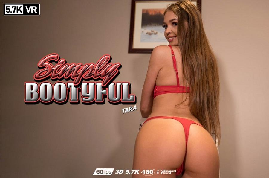 Simply Bootyful, Tara, Dec 14, 2019, 3d vr porno, HQ 2880