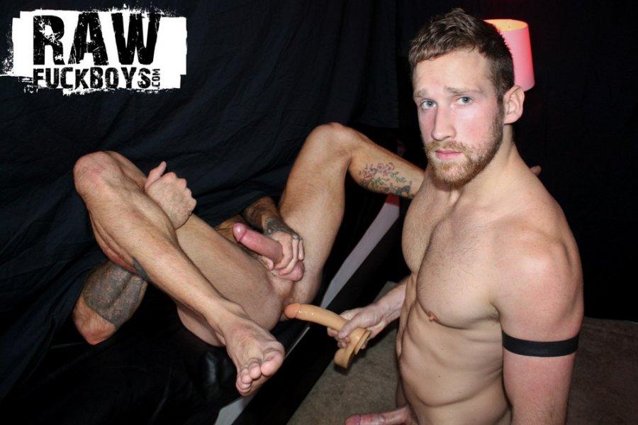 RawFuckBoys - Sean Duran & Logan Carter BAREBACK Chapter 3