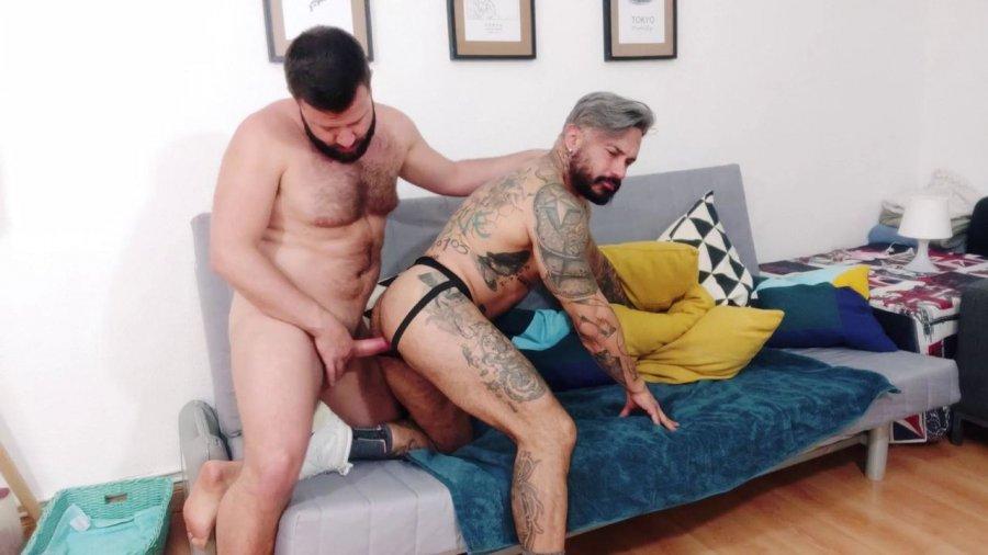 RawFuckClub - Leo Grin and Santi Noguera - Brothers in love