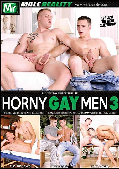 MaleReality - Horny Gay Men 3