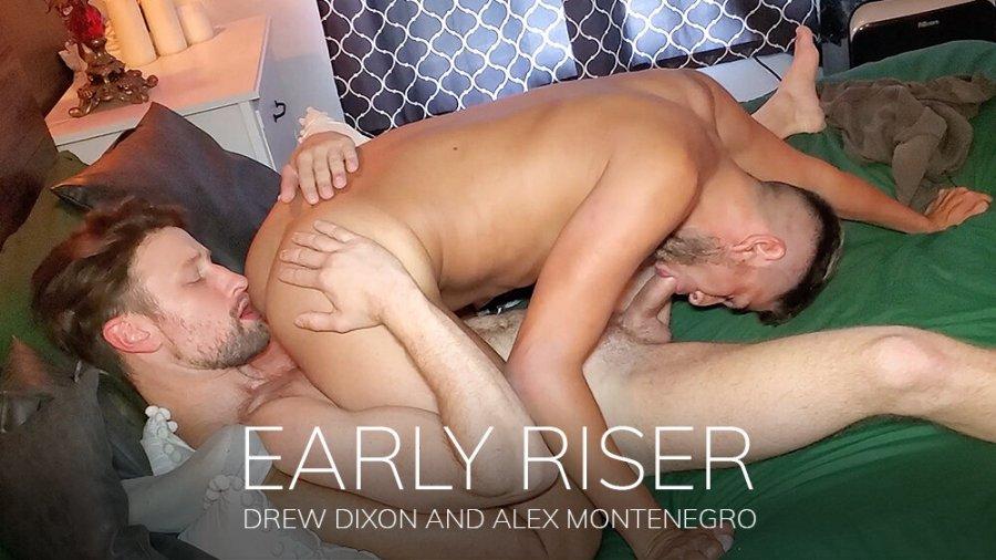 BarebackThatHole - Drew Dixon and Alex Montenegro - Early Riser