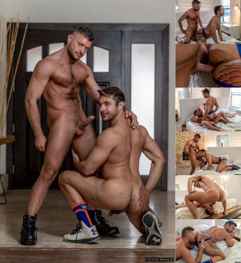 IconMale - Seth Santoro & Jack Andy - A Better Man