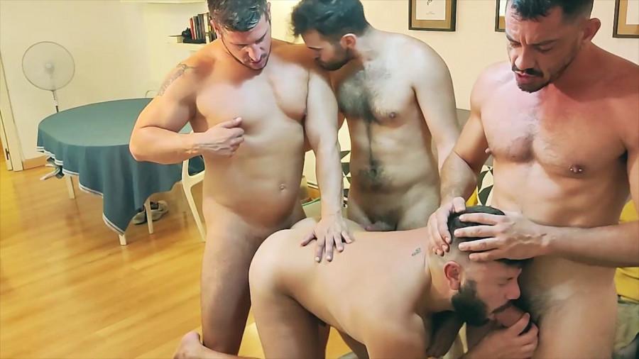 RawFuckClub - Take turns - Leo Grin, David Cork, Ruben Martinez & Joe Gillis