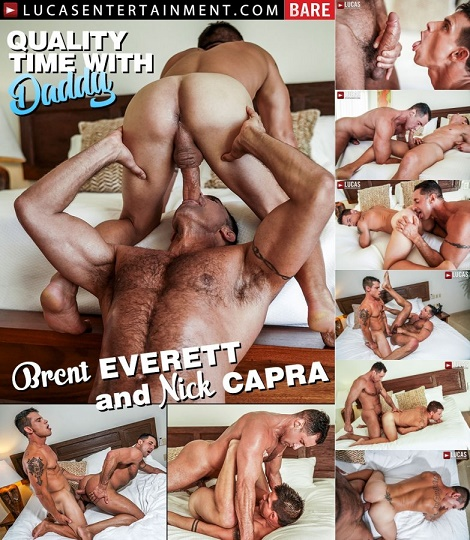 LE - Brent Everett Flip-Fucks With Nick Capra