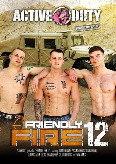 ActiveDuty - Friendly Fire vol.12