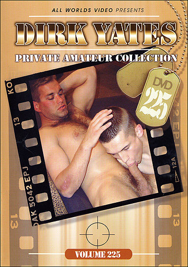 All Worlds Video - Dirk Yates Private Amateur Collection Vol.225