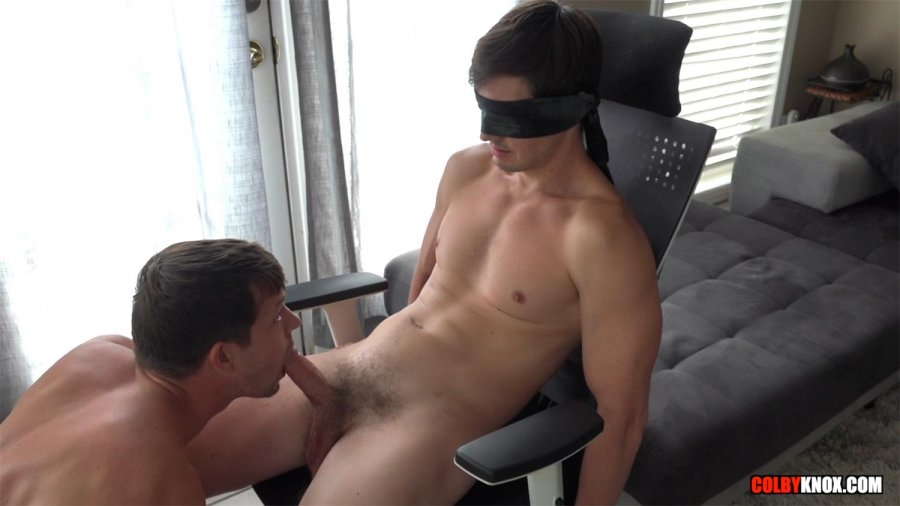 ColbyKnox - Private Blowjob for Colby Chambers