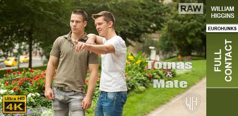 WH - Tomas and Mate RAW - FULL CONTACT - 03.09.2014