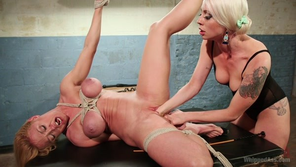 Lorelei Lee and Darling - Complete Submission of Darling [Whippedass.com / Kink.com / HD 720p]