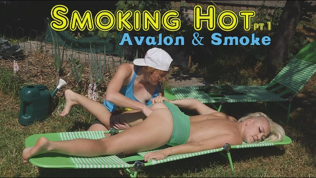 Avalon and Smoke - Smokin Hot - part 1 [FullHD 1080p]