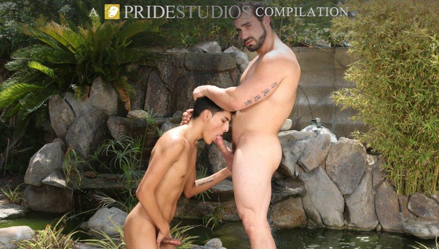 PrideStudios - Hard And Wet At The Pool
