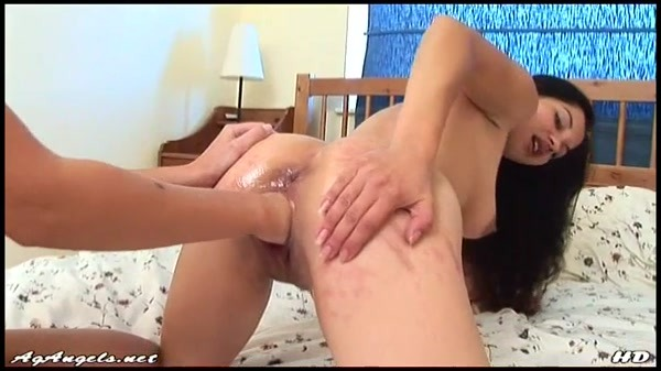 Zsuzsa - First time her pussy fisting [SD 456p]