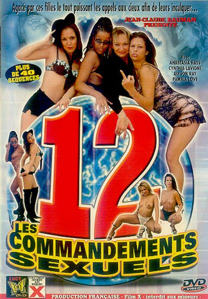 Les 12 Commandements Sexuels [Stan Lubrick, Lucy Video / Year 2005]