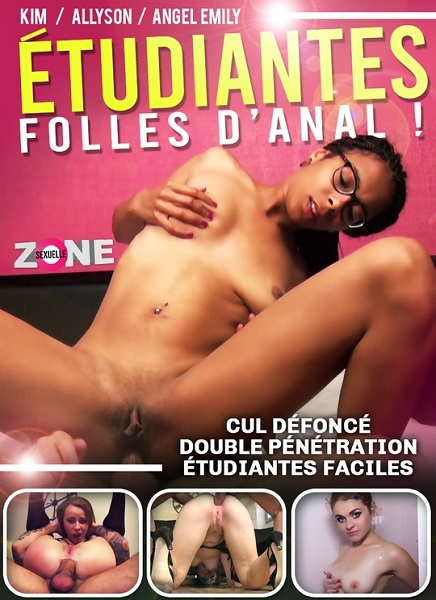 Etudiantes folles d`anal [Gercot, Zone sexuelle / Year 2019 / HD Rip 720p]