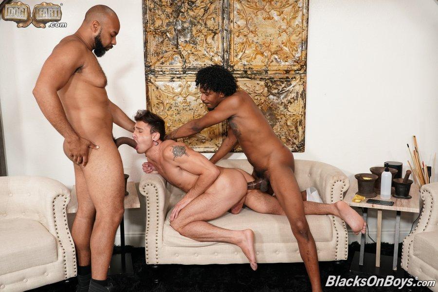 BlacksOnBoys - Jarret Moon, Knockout & Ray Diesel