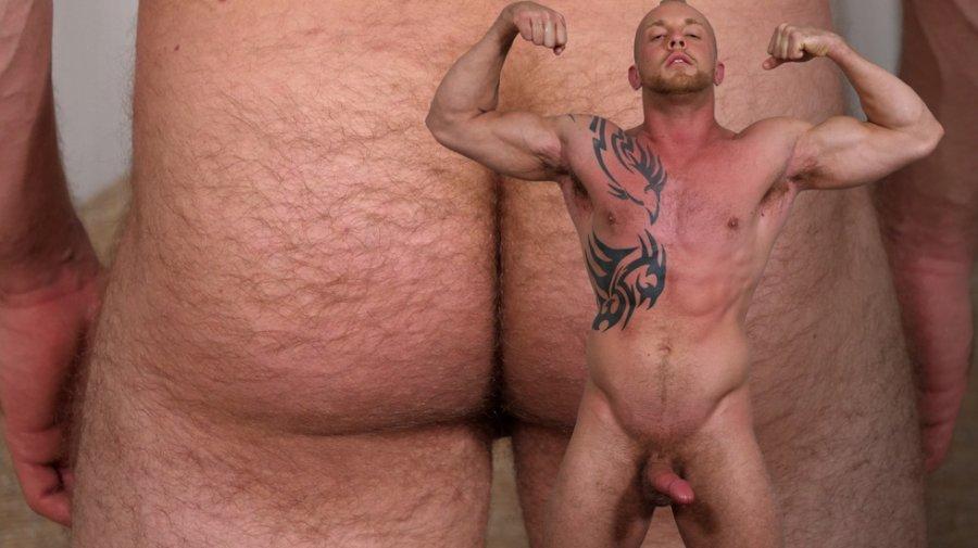 TheGuySite - Ryan Faulkner - Blond Man with a Hairy Ass