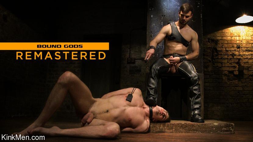 KinkMen - Jason Maddoxs Brutal Night of Torment for His New Sub Jack Hunter