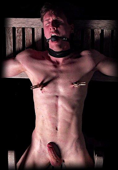 DreamBoyBondage - Dirk Wakefield - Bench Torture - Chapter 1