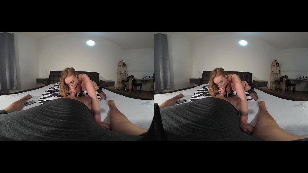 Lingerie Blowjob, Liza Billberry, Nov 23, 2019, 3d vr porno, HQ 2160