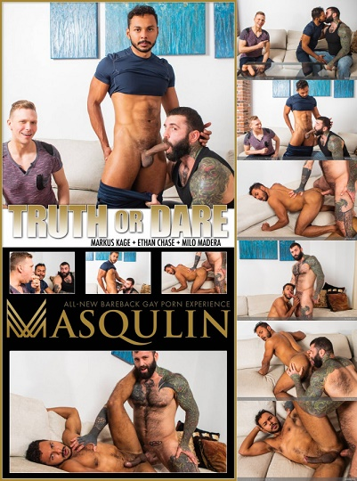 Masqulin - Ethan Chase, Markus Kage, Milo Madera - Truth or Dare