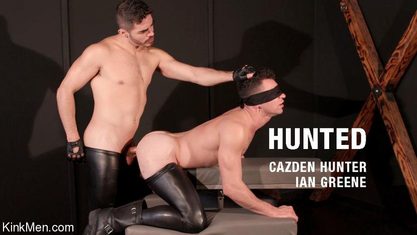 KinkMen - Hunted - Cazden Hunter & Ian Greene RAW