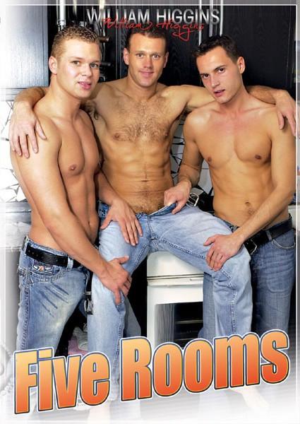 WilliamHiggins - Five Rooms