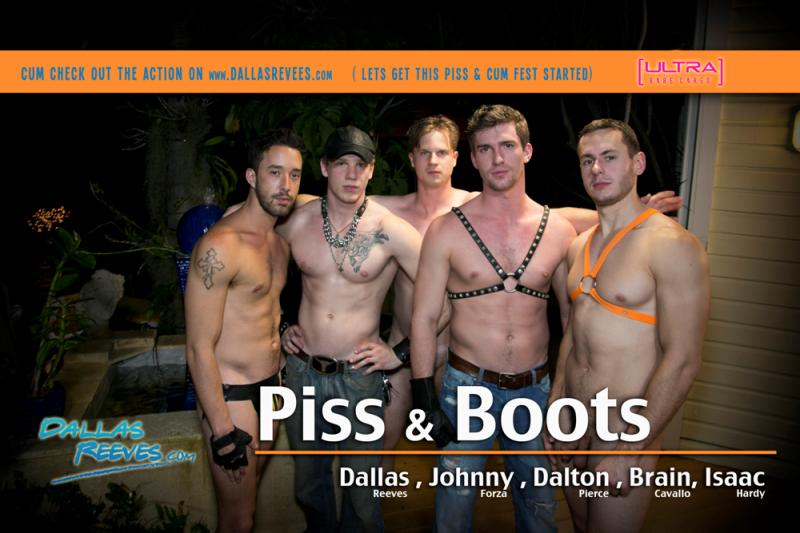 DallasReeves - Piss and Boots