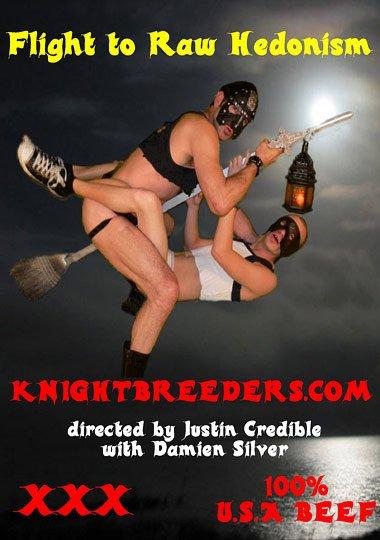 Knightbreeders - Flight to Raw Hedonism
