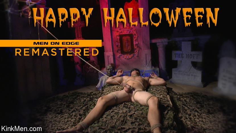 KinkMen Halloween Classic - Edging at the Armory Haunted House