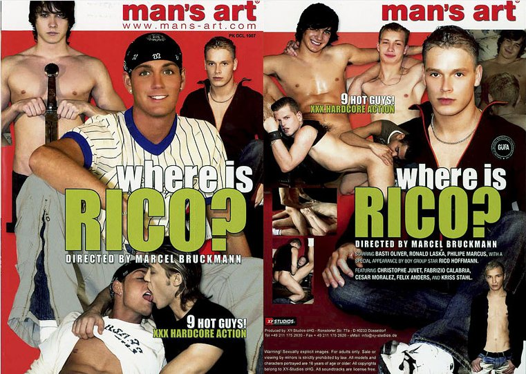 Man's Art & TitanMen Fresh - Where Is Rico