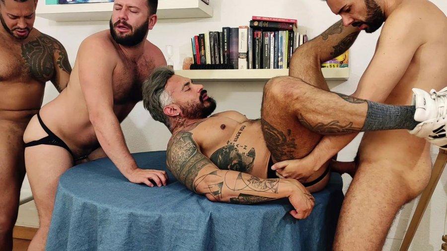 RawFuckClub - Viktor Rom, Leo Grin, Santi Noguera & Muchoyo