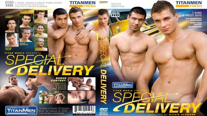TitanMen Fresh - Special Delivery