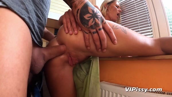Claudia Macc - Anal Fuck and Pissing In Mouth - Fun With Claudia (2020 / FullHD 1080p)