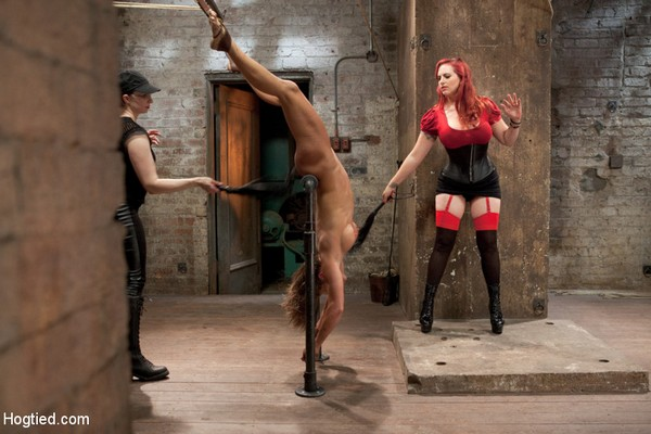 Ariel X and Mz Berlin - BDSM and Domination - Ariel X Live Show - Complete Edited Version (HD 720p)