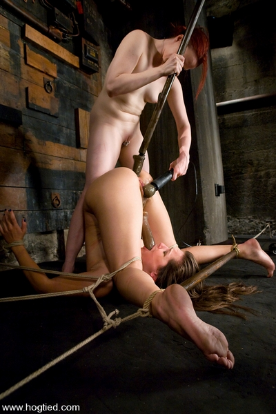 Bobbi Starr - Bondage and Domination - Bobbie Starr CAVR Starlet of the Year. Our girl next door grew up and got famous on us (HD 720p)
