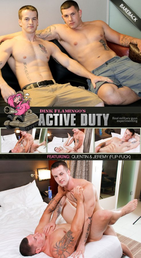 ActiveDuty - Quentin and Jeremy Diesel - 720p