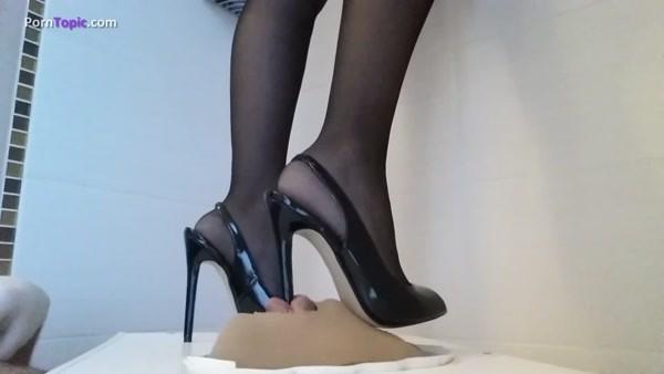 Lady Milena - Meine Neues Schei?loch - My new shit hole [FullHD 1080p]